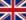 engelsk flag lille